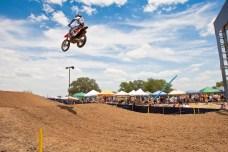 MXR2-Tommy Hahn (32) flying high at Freestone (transworldmx photo)