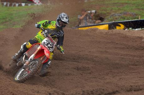 Tommy Hahn in Southwick practice (racerx-cudby photo)