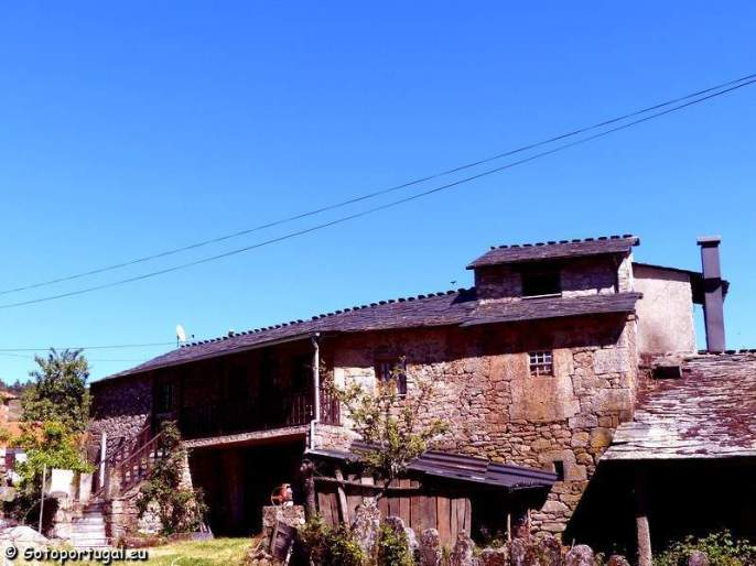 Village de Montesinho-Parc Naturel de Montesinho