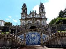 Santuário de Nossa Senhora dos Remédios, Lamego