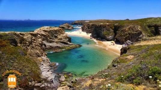 plus belles plages du alentejo, Samoqueira - Porto Côvo