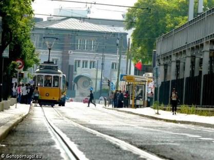 Visiter Lisbonne, la ville aux 7 collines - Tramway