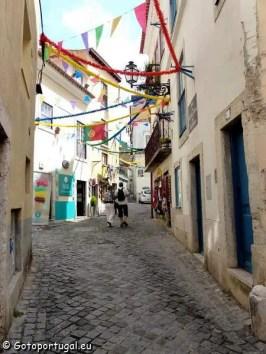 Lisbonne, la ville aux 7 collines