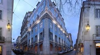 Lisboa Carmo Hotel
