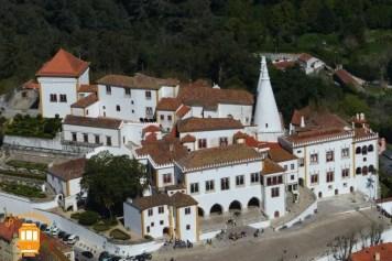 Visiter Sintra - Palacio Nacional de Sintra - visitar Lisboa e arredores