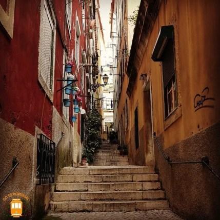 Alfama passeios em Lisboa - Lisbon day trips