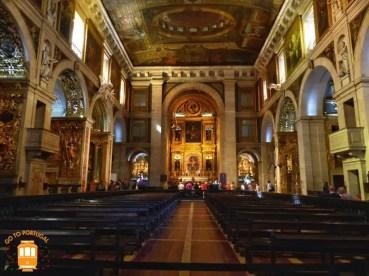 Igreja de Sao Roque - Lisbonne