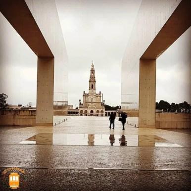Basilica de Nossa Senhora do Rosario - Fatima portugal