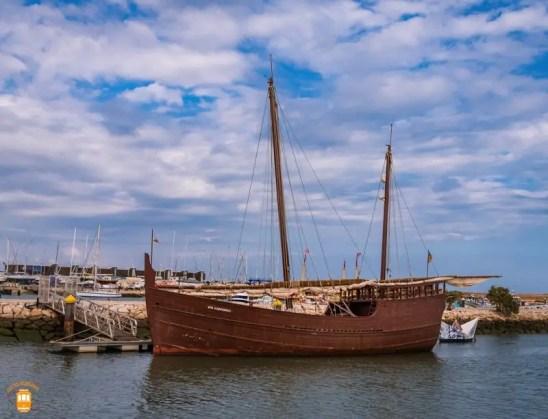 Caravela boa esperanca - Lagos - Algarve - Portugal