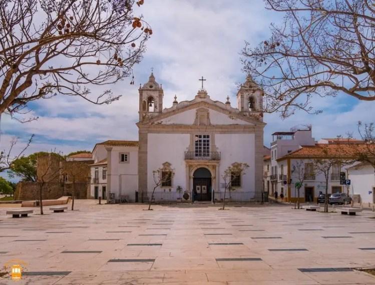 Igreja de Santa Maria - Lagos - Algarve - Portugal