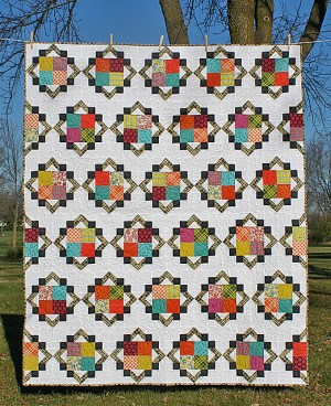 Quilt by Freshly Pieced