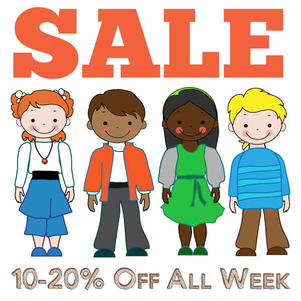Huge pattern sale all week!