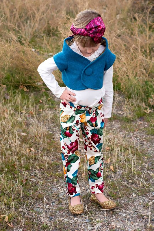 Holly Trousers by Aesthetic Nest