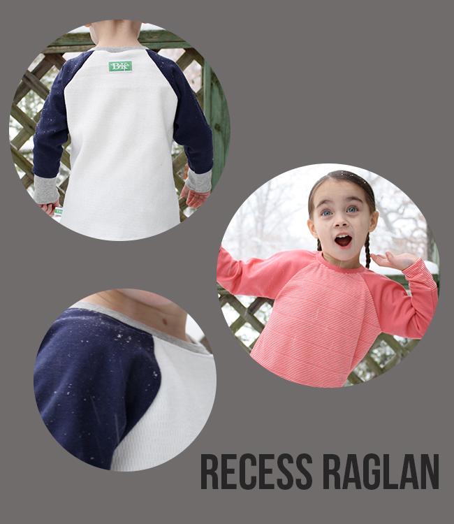 Recess Raglan