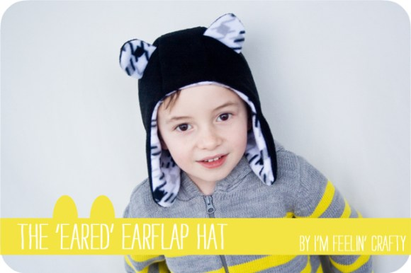 2c3c1a1d8 Tutorial: The 'Eared' Earflap Hat - SEWTORIAL