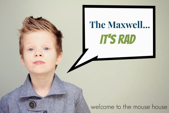 maxwell opening