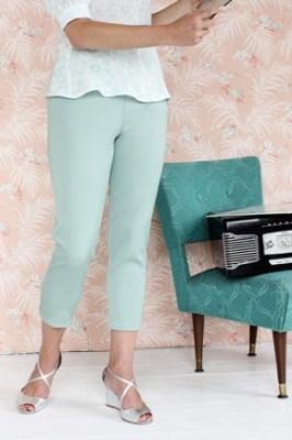 Clover pants pattern