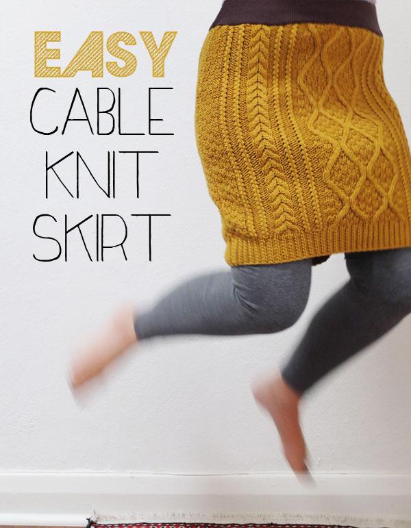 knit-skirt