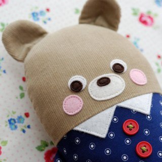 Learn 10 tips for giving your soft toys a professional finish with Sew Mama Sew - Sewtorial