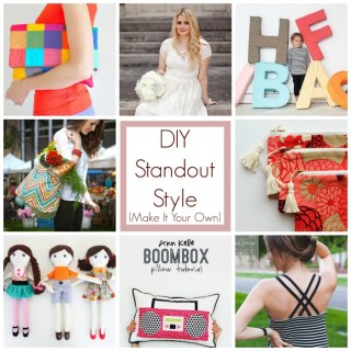 Small touches go a long way toward creating a standout style that is your own. The following tutorials are big on style and pack lots of punch.- Sewtorial