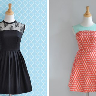 In this article by Sew Mama Sew, you'll learn how to modify a basic bodice to a yoke. Great information! -Sewtorial