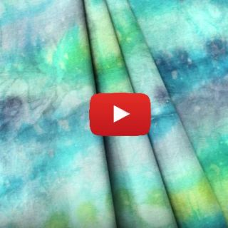 A great way to add a twist to your design is by learning how to paint fabric with dye. Online Fabric Store shares the process in this video. -Sewtorial