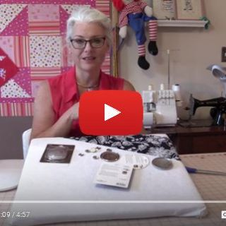 Covered buttons are a great way to upgrade the look of any project. Sew Very Easy shares this video tutorial on how to cover buttons easily. -Sewtorial
