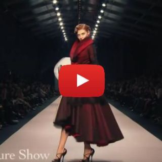 "If you've ever marveled at a beautiful dress on ""the red carpet"", here's a video on the making of a haute couture dress that you're sure to appreciate. -Sewtorial"
