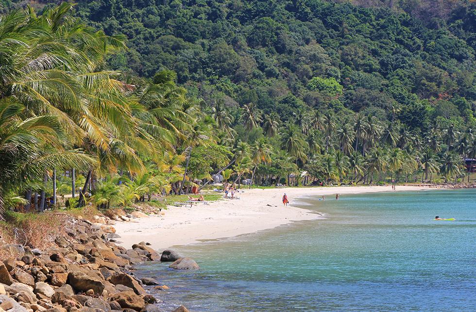 Aunchaleena Beach on Koh Chang