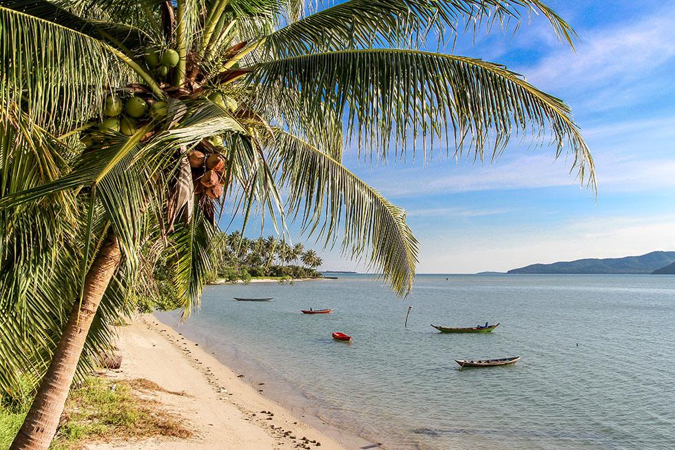 Thong Krut Beach, Koh Samui