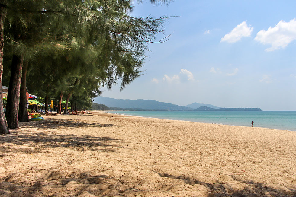 Bangtao Beach on Phuket