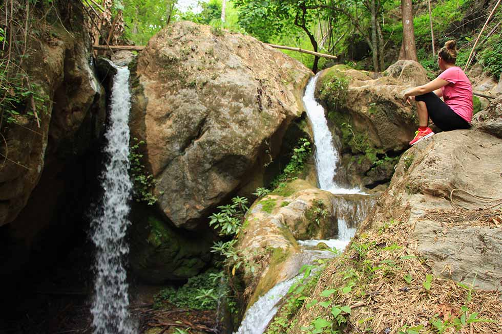 Hua Chang Waterfall in Pai
