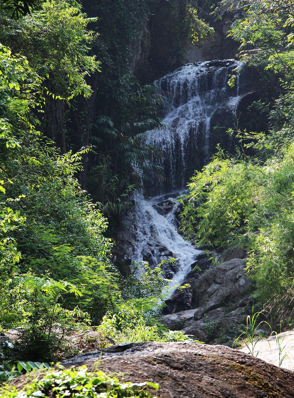 Huay Kaew Waterfall in Chiang Mai