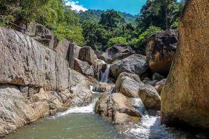 Hin Lat Waterfall Koh Samui
