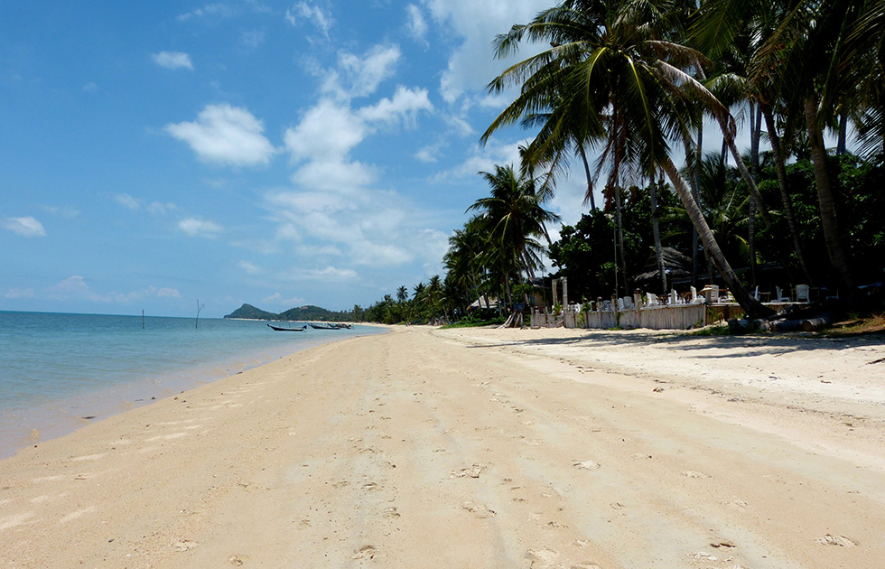 Lipa Noi Beach, Koh Samui