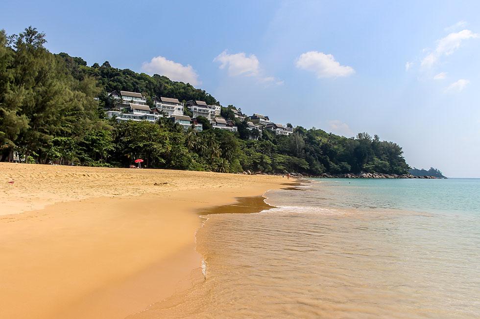 Naithon Beach in Phuket
