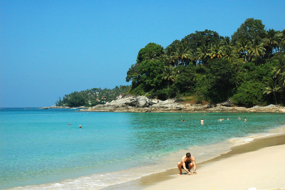 Surin Beach in Phuket