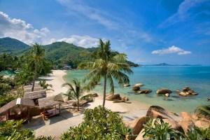 Thong Takian Beach, Koh Samui