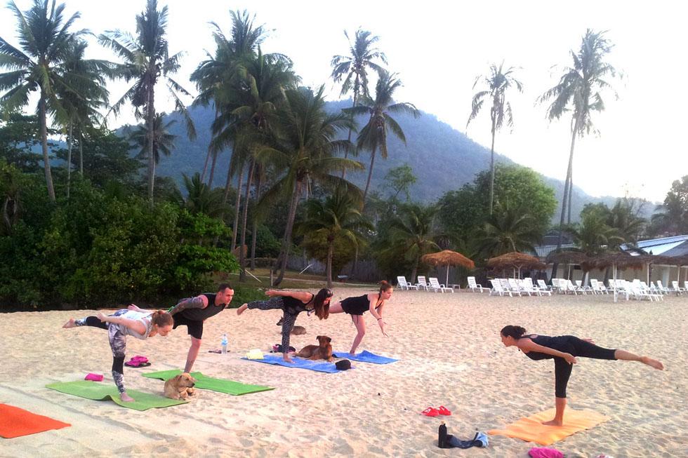 Yoga House in Koh Samui
