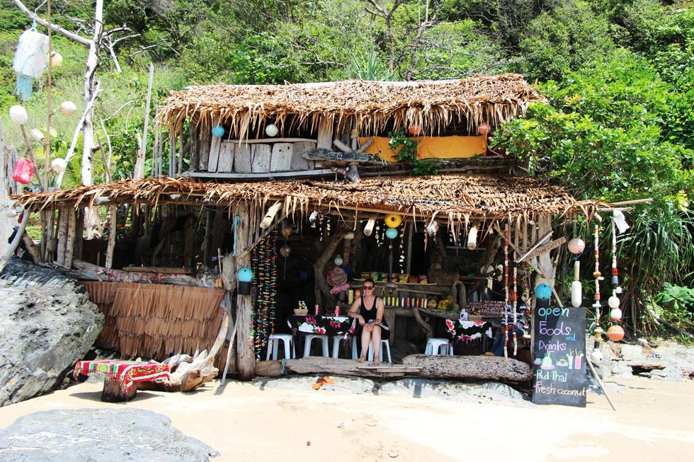 Ao Nuy Beach in Koh Lanta