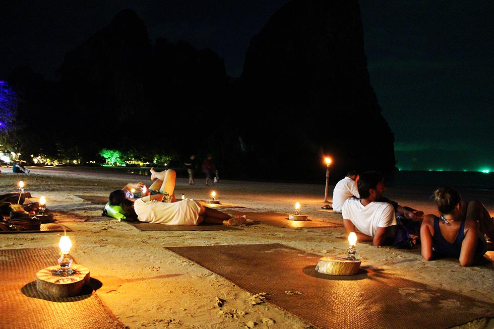 Dinner at Railay West