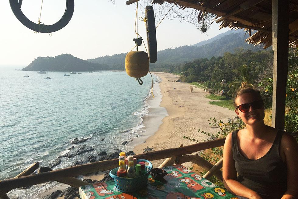 Katiang Bay in Koh Lanta