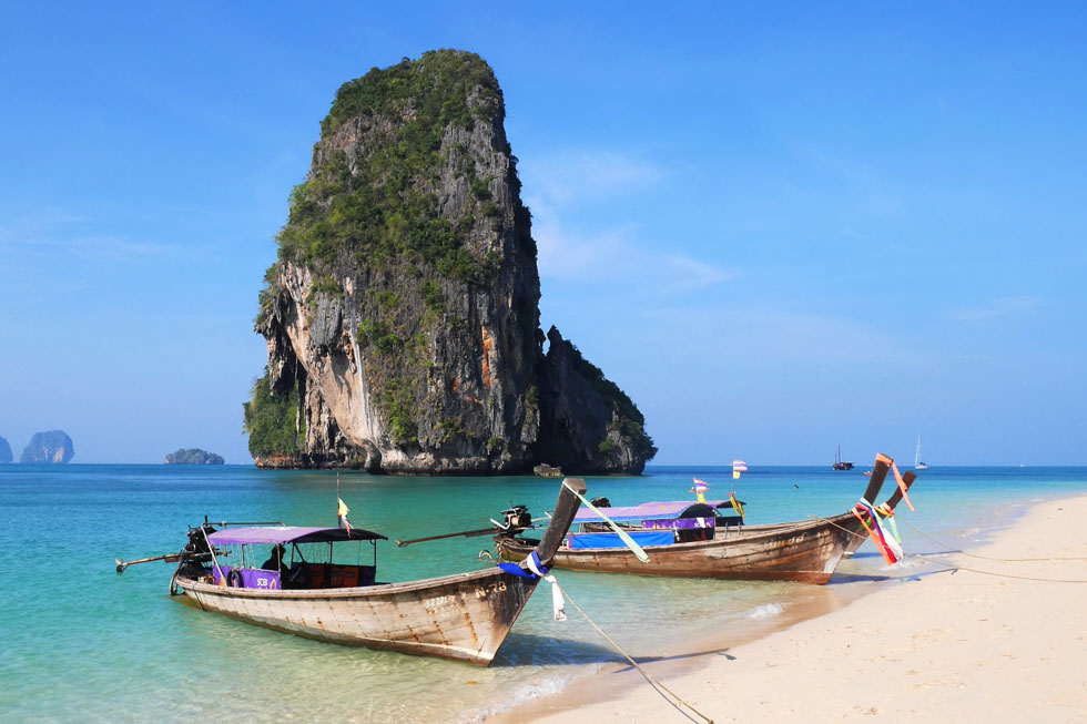 Railay Pra Nang Beach