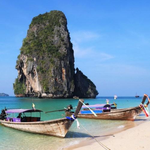 Railay Pra Nang Beach