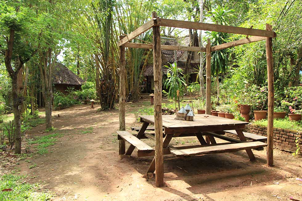 Sang Tong Huts in Mae Hong Son