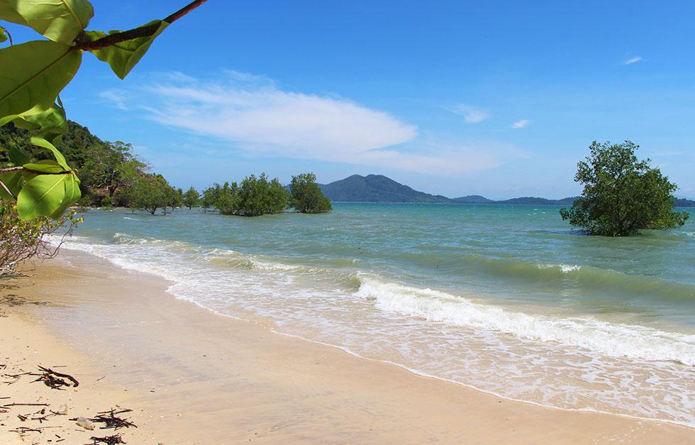Aow Hin Cow Beach