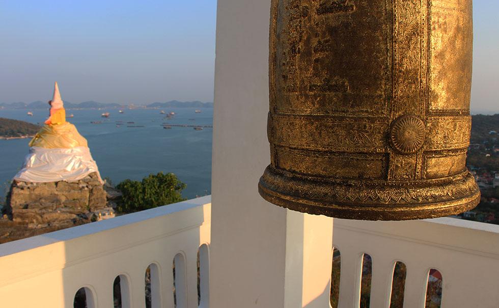 Buddha's Footprint Viewpoint - Bell