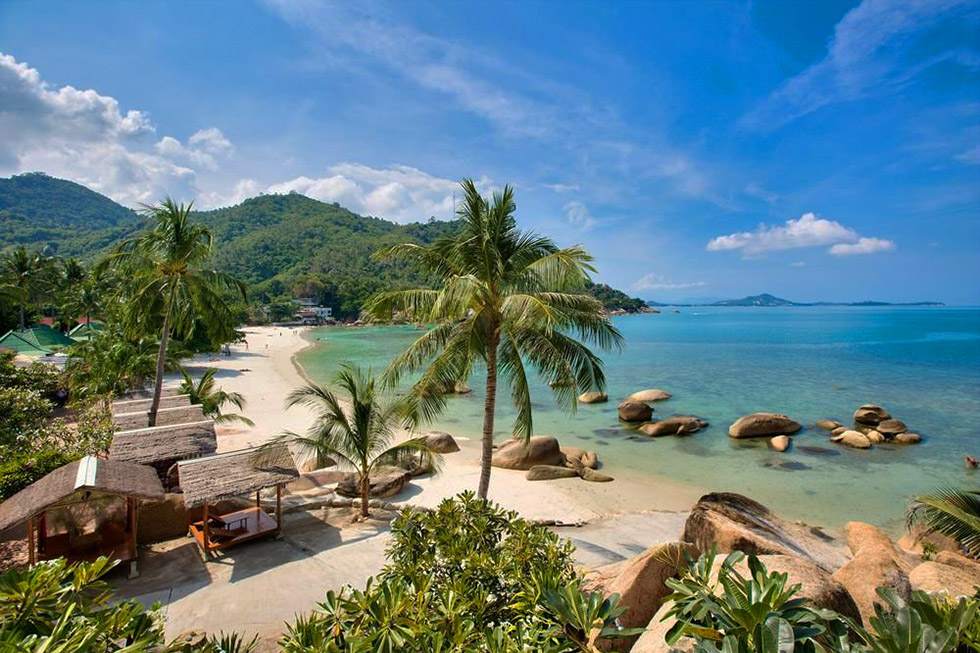 Crystal Bay in Koh Samui