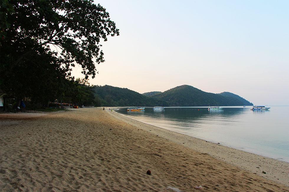 Loh Paret Beach, Koh Yao Yai