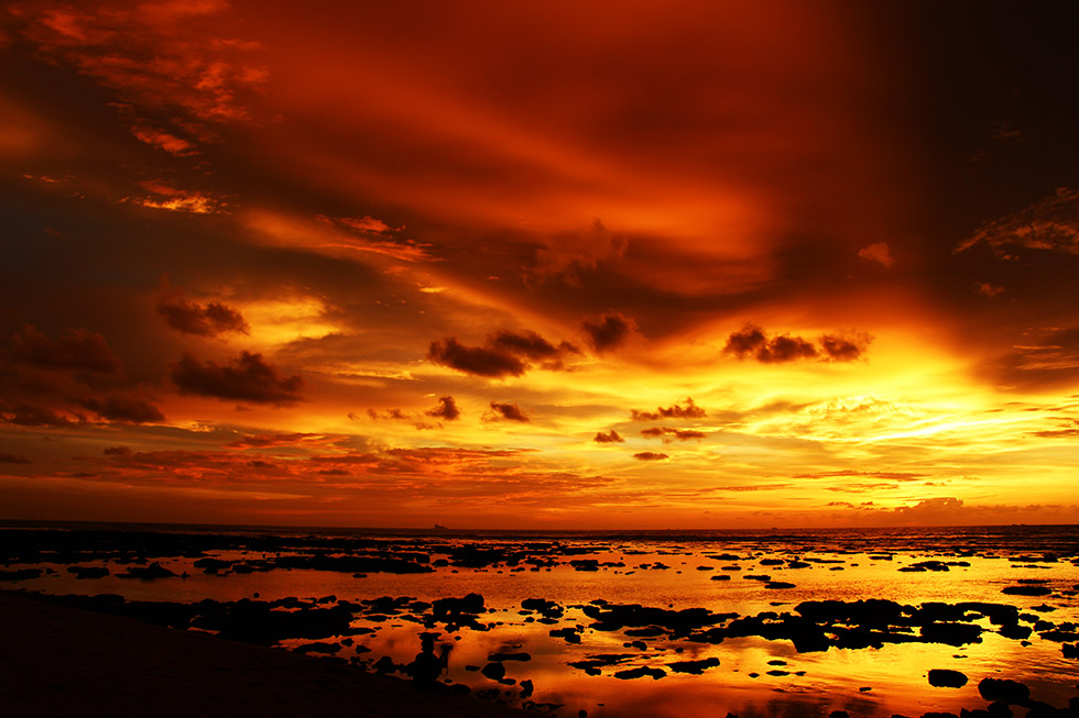 Magical Sunsets - Koh Lanta